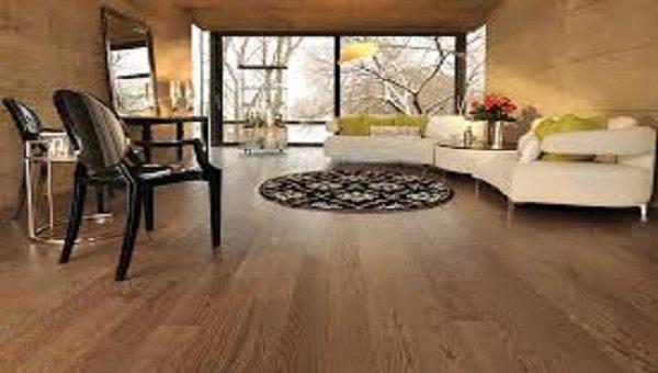 Sàn gỗ cao cấp chịu lực