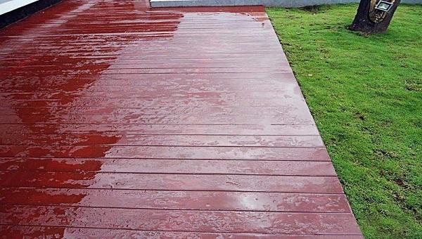 Sàn gỗ chống nước
